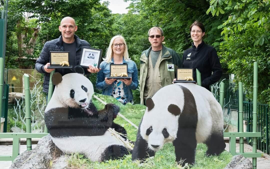 Giant Panda Best Friends Award 2019